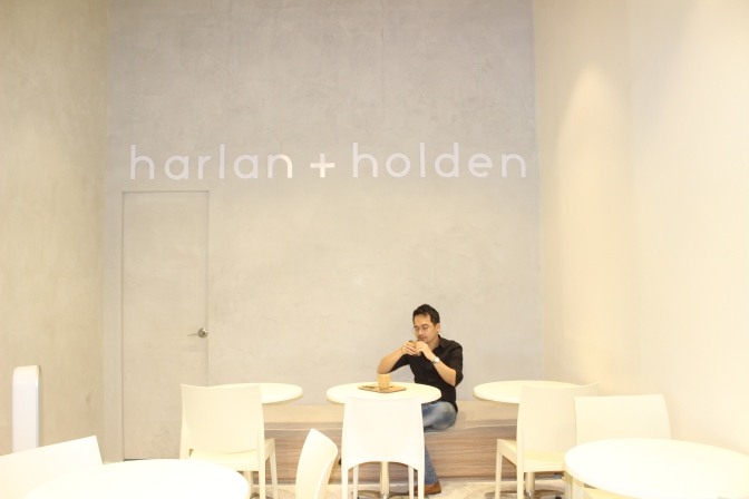 More in Less: Harlan + Holden